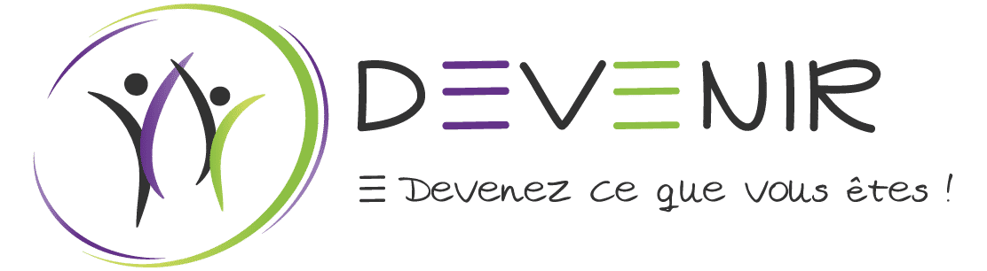 Logo fonds de dotation Devenir